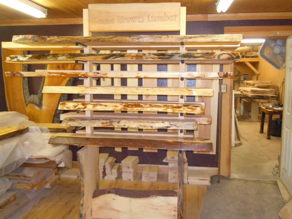 Finished Slabs Mantels Home Grown Lumber