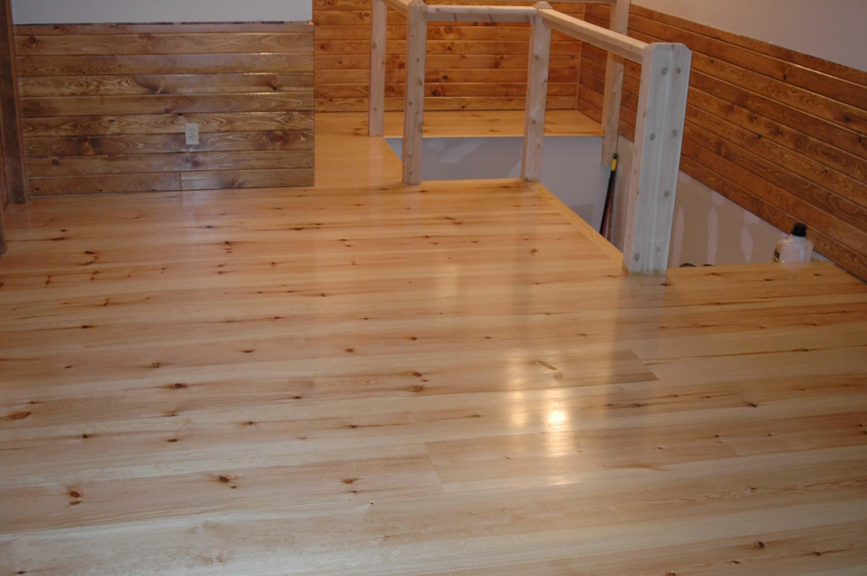 Finished Flooring 2
