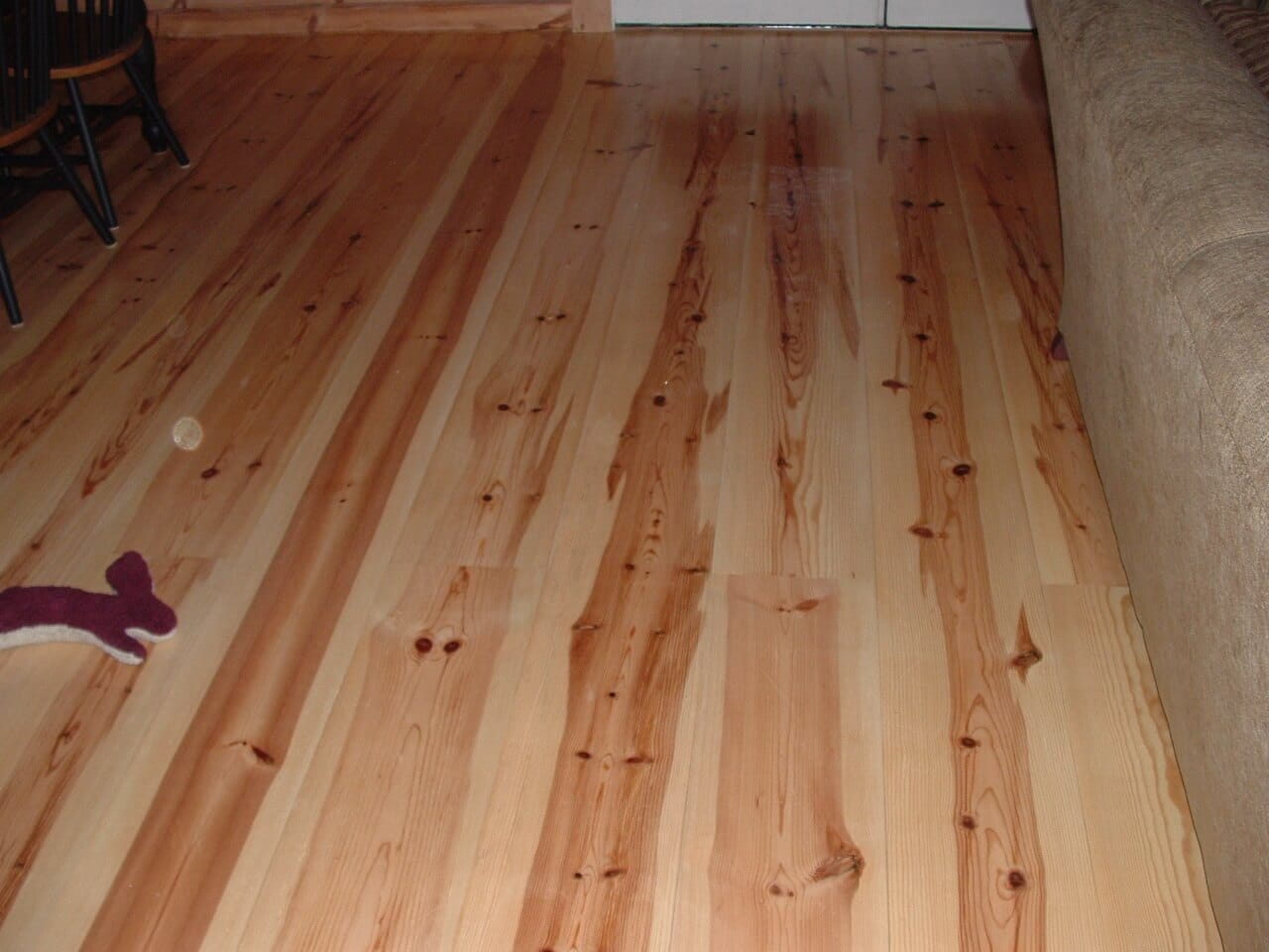 Home Grown Lumber Red Pine Flooring Pine Slabs